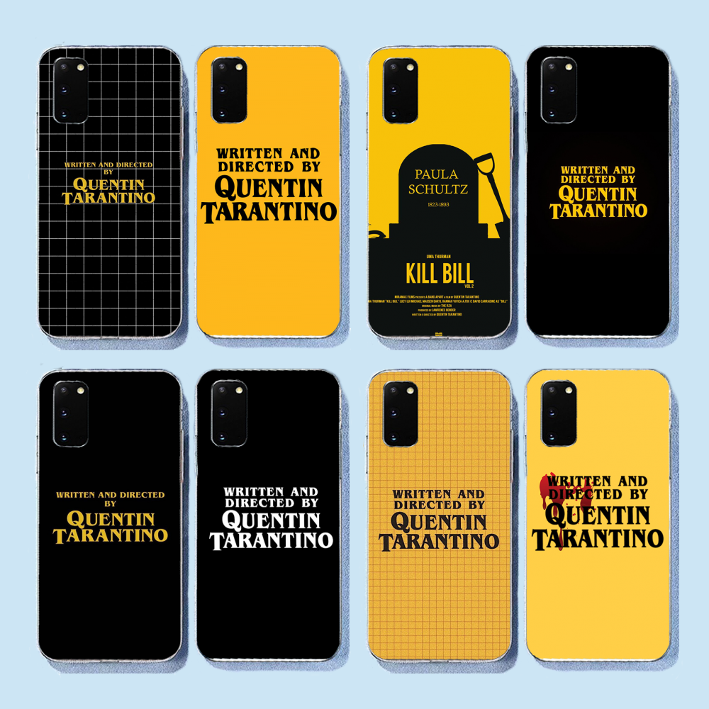 nbdruicai-written-directed-quentin-font-b-tarantino-b-font-phone-case-cover-for-samsung-s20-plus-ultra-s6-s7-edge-s8-s9-s10-plus-a71