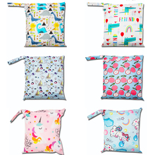 Diaper-Bags Nappy Essentials Maternity-Pads Fashionable Storage Kitten 30--28cm