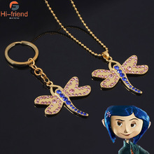 Movie Coraline & the Secret Door Caroline with a tiara boutique accessories gifts jewelry women