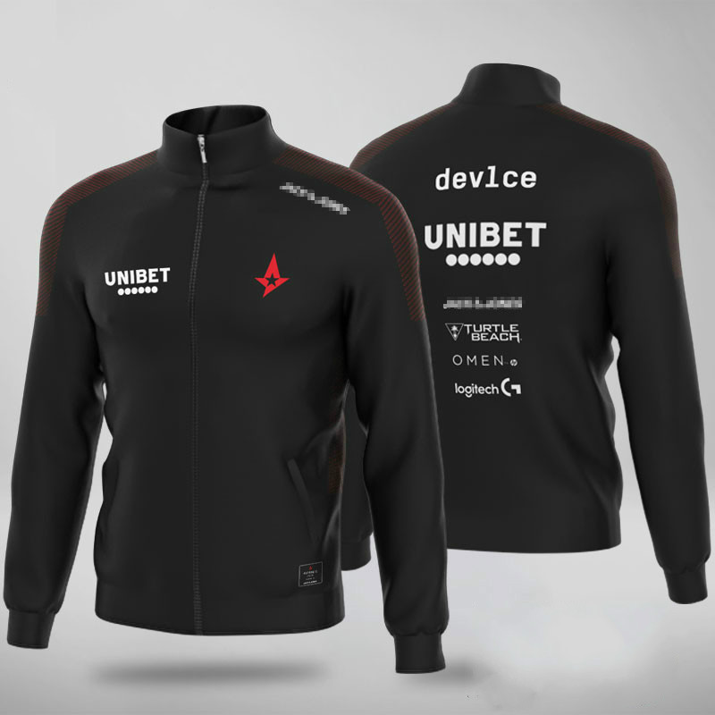 Astralis A Team E-sports Team Suit Csgo Coat Dev1ce Customizable Clothes 2019 Berlin Major