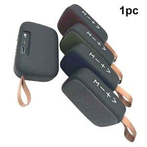 Image 5 - كمبيوتر محمول مكبر الصوت اللوحي الذكي FM لاسلكي قابل للشحن صغير محمول المنزل سمّاعات بلوتوث TF بطاقة ستيريو الصوت المحيطي