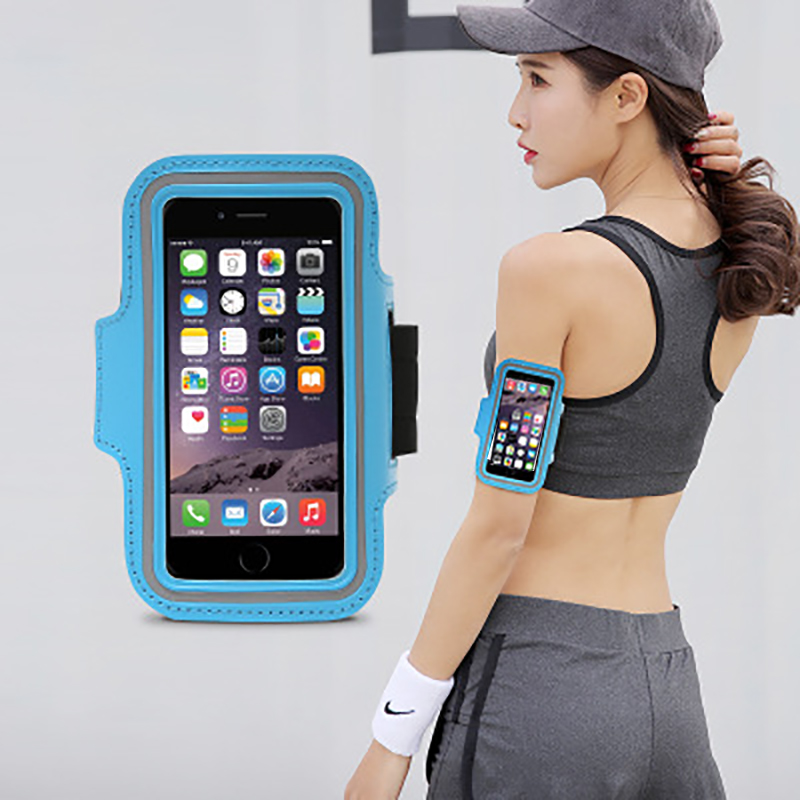 Armband Mobile-Phone-Case Universal Sport Waterproof Running 8-Plus for Outdoor XR XS