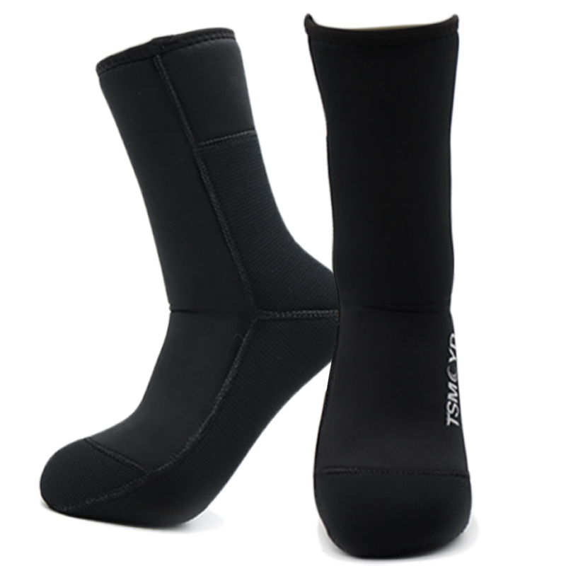 Tauchen Neopren Socken 7mm Männer Frauen Scuba Füsslinge