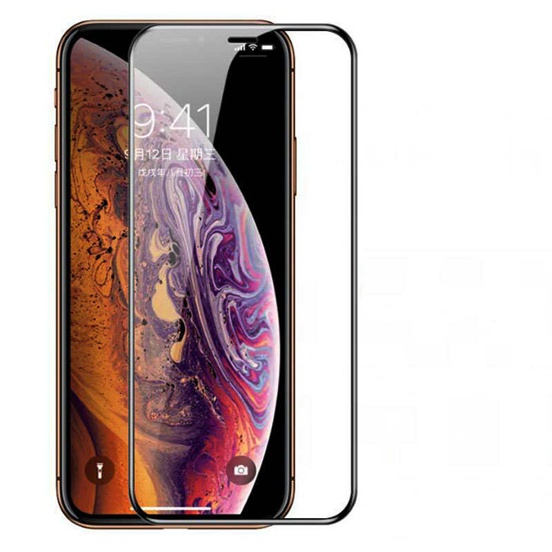 Glass Screen Protector For iPhone 11 Pro Max XR X XS Max 6 8 7 Plus SE 2020 Temperd Glass For iPhone XR 8 11 Pro Full Cover Film