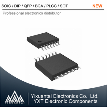 LM2901PWR L2901 LM2901PWRG4 LM2901PW LM2901【IC DIFF COMPARATOR QUAD 14-TSSOP】10pcs/lot new image