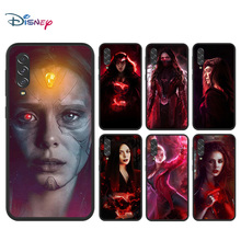 Marvel Avengers Super Hero Scarlet Witch for Samsung Galaxy A90 5G A80 A70S A60 A50S A30S A20E A20S M02 TPU Silicone Phone Case