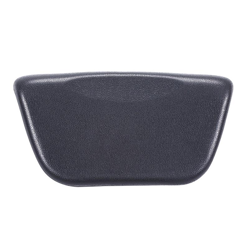 Spa Bath Tub Pillow PU Bath Cushion With Non-Slip Suction Cups Ergonomic Home Spa Headrest For Relaxing Head Neck Back An
