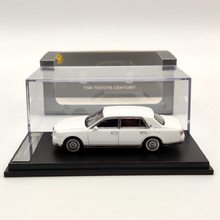 DCM 1:64 For T~~ota Century White Diecast Models Car Limited Edition Auto Collection