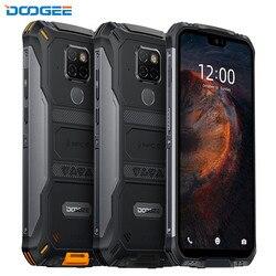 Смартфон DOOGEE S68 Pro на Android 5,84, экран 9,0 дюйма, 6 ГБ + 128 ГБ