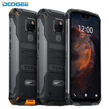 DOOGEE S68 Pro 5.84 Inch Android 9.0 Mobile Phone Rugged IP6