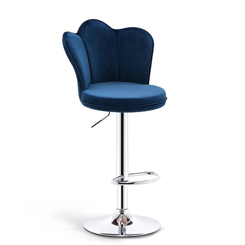 Creative Bar Chair Lift  High  Stool Home   Modern Minimalist   Front