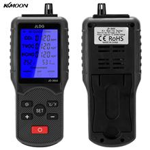 KKMOON 8 in 1 Multifunctional CO2 TVOC Meter Air Quality Monitor Gas Detector Analyzer Temperature Humidity Measuring Device