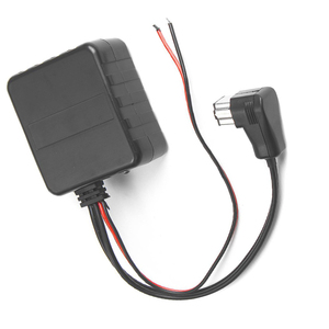Image 2 - 12V HIFI Car bluetooth Module AUX Cable Adapter Audio Radio Stereo Fit For Pioneer P99 P01 CD DVD Head Unit