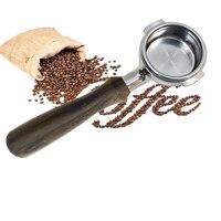 Siebträger 58mm Kaffee Espresso Maschine Filter Griff 1 Auslauf  22g Korb-in Kaffeefilter aus Heim und Garten bei