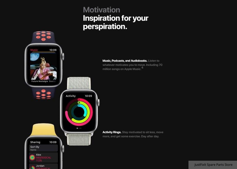 New Original Apple Watch Series 6 GPS 40MM