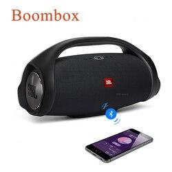 Портативная беспроводная Bluetooth-Колонка Boombox IPX7, водонепроницаемая колонка, динамический музыкальный сабвуфер, уличный громкоговоритель, ст...