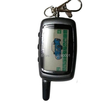 Брелок для Twage Starline A9, пульт дистанционного управления с ЖК-экраном, двусторонняя Автомобильная сигнализация StarLine A8 A6 KGB, FX5, Jaguar, ez-Beta, для авт...