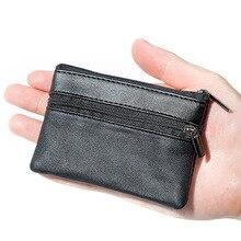 Coin Purse Money-Bags Wallet Key-Holder Small Bag Zipper Mini Children Women Carteira