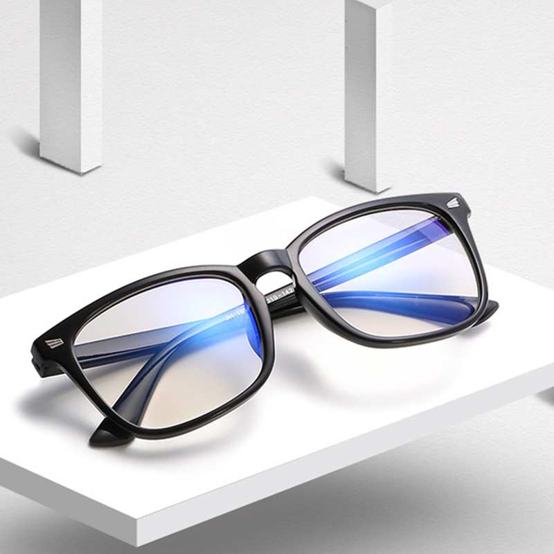 Anti Blue Rays Computer Glasses Women Blue Light Coating Gaming Glasses For Men Unisex Glasses Frame Light Blocking Eyeglasses