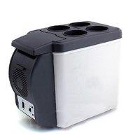 12V автомобильный мини-холодильник/6L Портативный холодильник электронный автомобильный холодильник