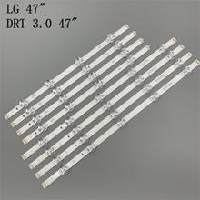 100% новый 98 см светодиодный Подсветка лампа подсветка полосы 9 светодиодный s для LG 47