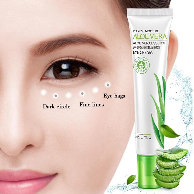 Hot Offer Bd37 20g Aloe Vera Hyaluronic Moisturizing Eye Cream