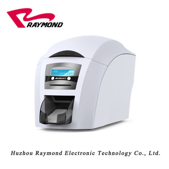 Magicard Enduro 3E Dual-sided PVC ID Card Printer,use MA300 YMCKO full color ribbon ( dye film )