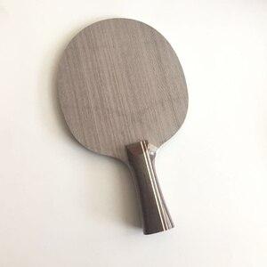 Lemuria XUXIN Dynasty углеродное волокно лезвие для настольного тенниса 5ply дерево с 2 слоями Углеродные ракетки для пинг понга для настольного теннис...