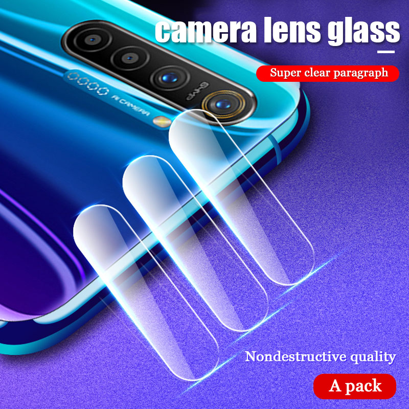 Cristal Templado Camera Lens Protector For Realme 5S 5 3i 3 C2 C1 Explosion Proof Phone Lens Glass For Realme XT X2 Pro X