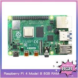 Raspberry Pi 4 Model B RAM 2/4/8G 4 Core 1.5Ghz 4K Micro HDMI Pi4B 3 Speed than Raspberr Pi 3B+