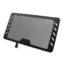 Motorcycle Radiator Grille Cover Guard Black Water Cooler Protector for SUZUKI DL650 V-STROM 13-18 Motorcycle Accessories все цены
