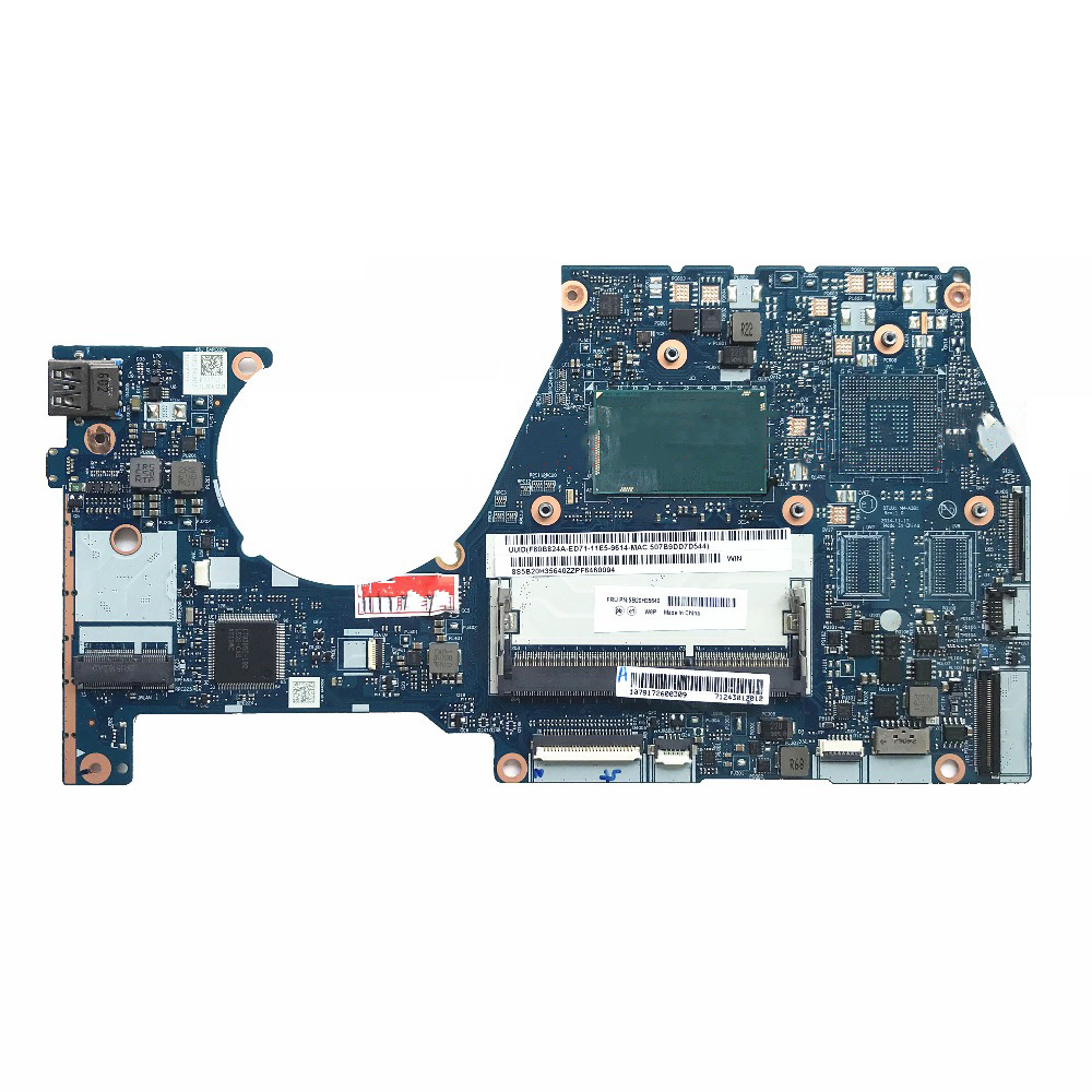 Laptop Motherboard With i5-5200u 5B20H35640 <font><b>NM</b></font>-<font><b>A381</b></font> mainboard 100% working Excellent for Lenovo YOGA3 14 YOGA 3 14 image