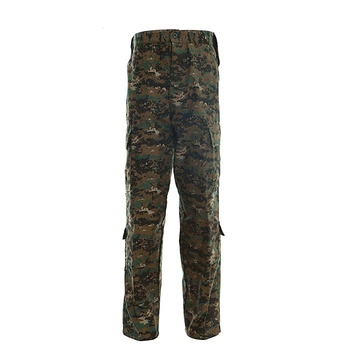 US SoldierTactical Military Camouflage Cargo Pants Men Rip-Stop Anti-Pilling Army SWAT Combat Trousers Breathable Casual Style