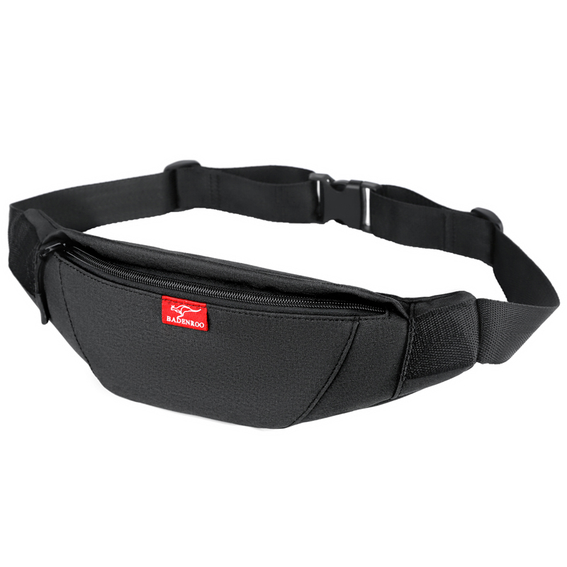 Luxury Brand Waist Bag Men Oxford Fanny Pack Chest Bag Male Casual Sport Belt Bag Sling Crossbody Bum Bag Belly Women Waist Pack