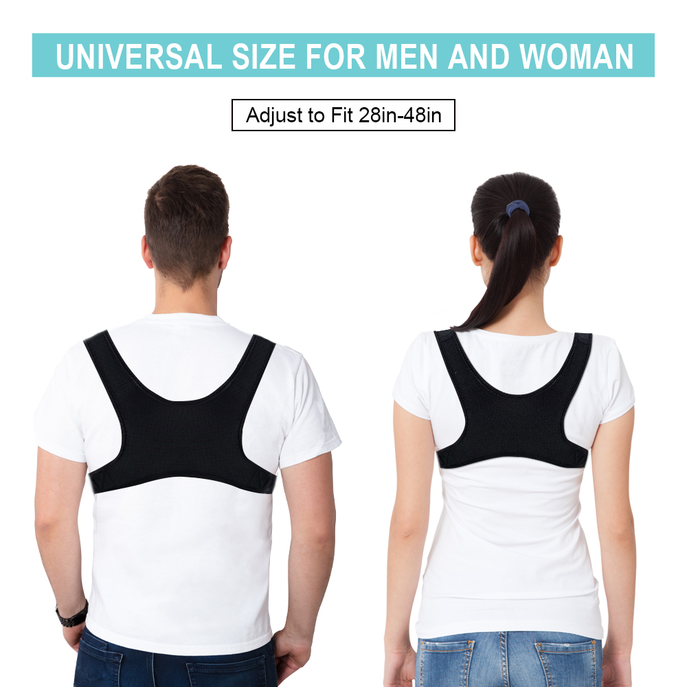Posture Corrector New Spine Back Pain Shoulder Posture Correction Belt <font><b>Humpback</b></font> Back Pain Relief Corrector Brace For Women Men image