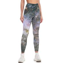 Universe Leggings Dropshipping Hockey Yoga Pants Teens Push Up Printed Funny Yoga Leggings