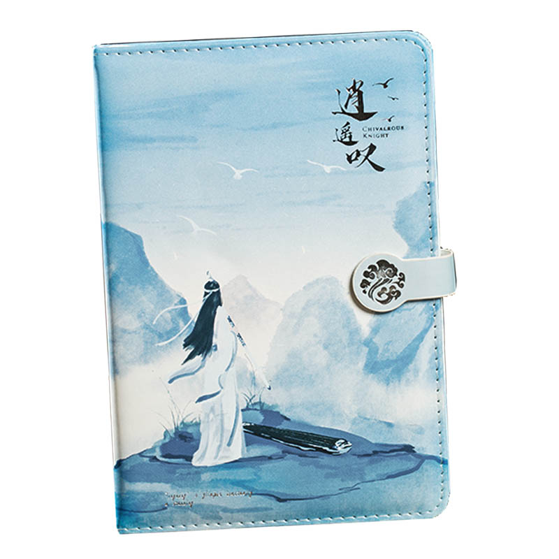 Anime The Untamed  Mo Dao Zu Shi  Notebook  Planner Notebook Anime Around Fans Gift