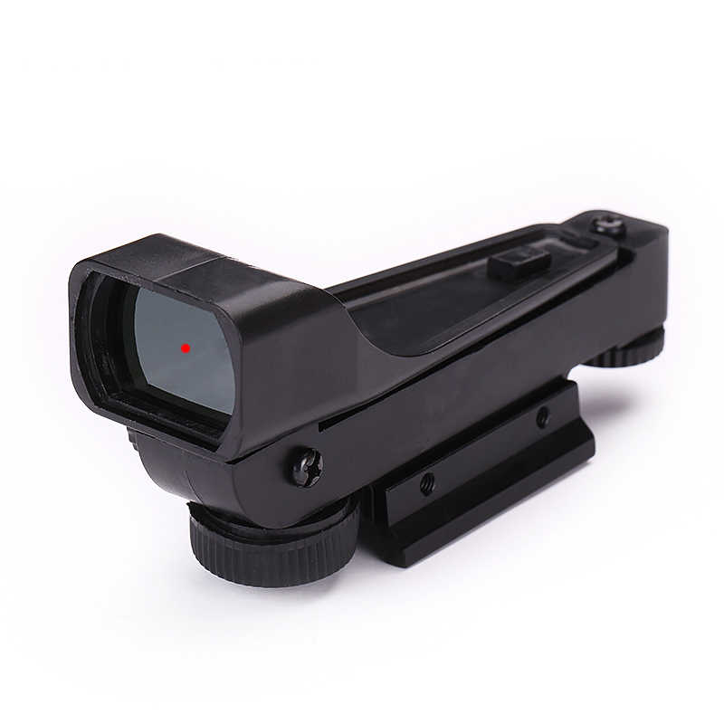 Red Dot Taktis Riflescope Outdoor Berburu Shooting Gear Sight Lingkup 11Mm Slot Kartu Penggunaan Utama