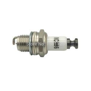 Image 3 - 2pcs Rcexl 10mm iridium spark plug ICM 6 ICM6 for 5812 CM 6 G20PU MLD35CC DLE30 DLE55 DLE111 DLA56 DLA32 DLA112 EME55 DA DLE