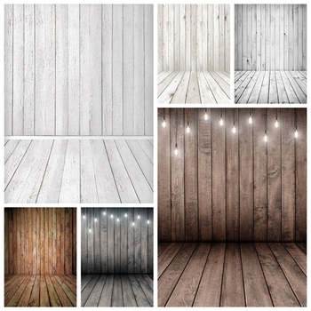 White Wood Board Floor Plank Texture Frame Wooden Baby Backdrop Vinyl Photography Background For Photo Studio Photophone Shoot vinyl photography backdrops wood floor children background computer printing backdrop for photo studio floor 010
