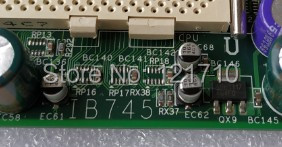Industrial equipment board ibase IB745