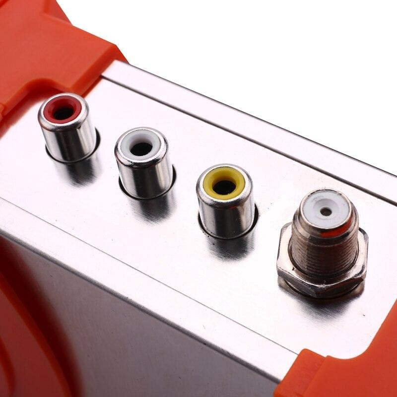 compacto rf modulador o conversor de vídeo