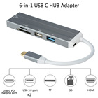 6 In 1 USB-C HUB 4K ...