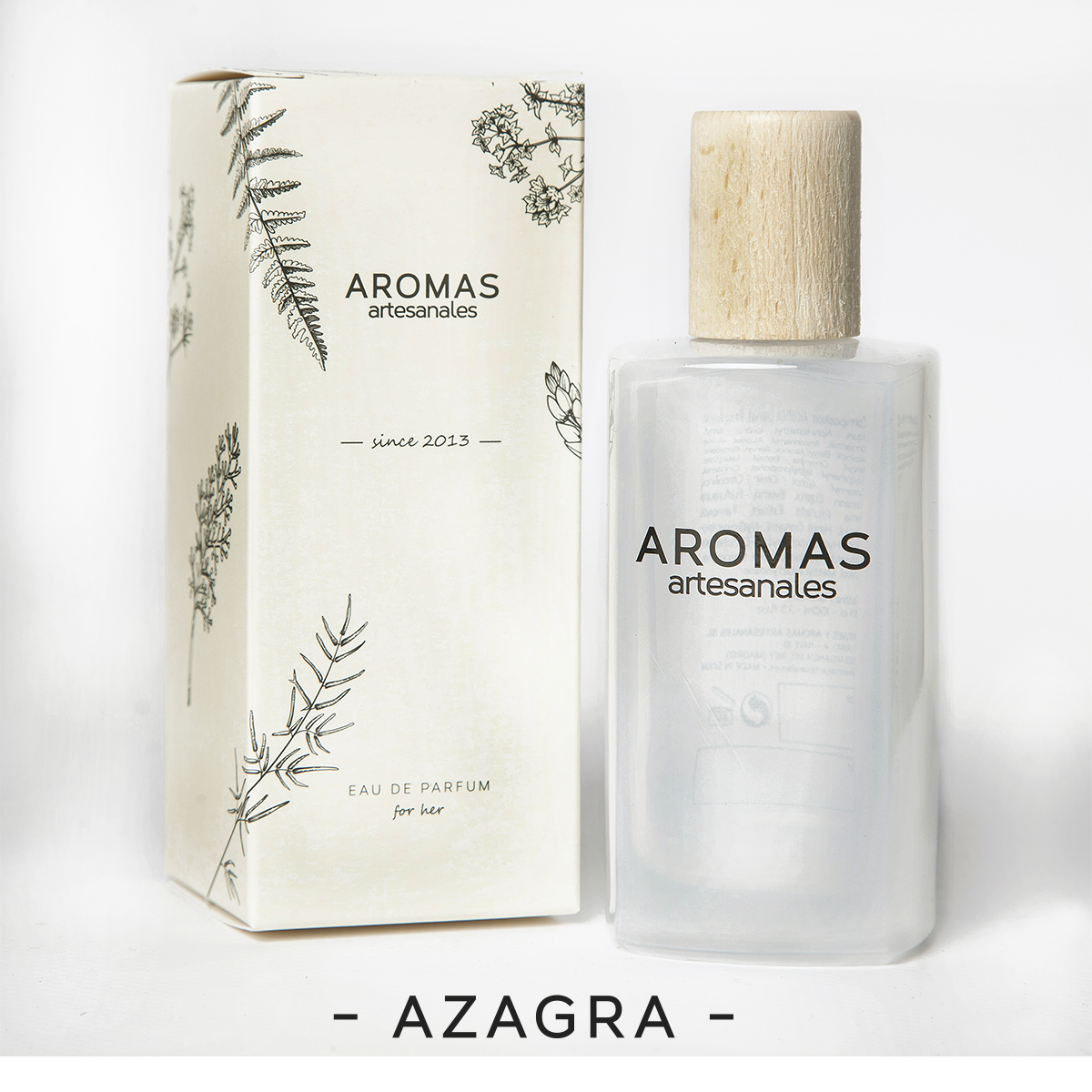 SCENTS CRAFT Azagra | Perfume With Vaporizer For Women | Women 'S Fragrance 100 Ml | Different Scents