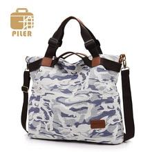 цены High Quality Ladies Canvas Bag Vintage Denim Tote Camouflage Women Bag Handbag Hobos Fashion Designer Large Female Crossbody Shoulder Bag
