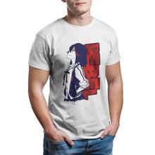 Camiseta de Kill La Rebel Ryuko, Gintama con estampado de camiseta blanca, camisetas grandes de verano