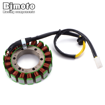 BJMOTO Motor Ignition Stator Coil For Ducati 1098 R S 1098S 1098R RBAYLISS Standard STRICOLORE 07 2008 2009 26440171A 26420172A
