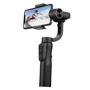 Image 2 - EKEN S5B 3 Axis Handheld gimbal stabilizer cellphone Video Record Smartphone Gimbal For phone Action Camera VS H4