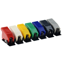 Cover-Guard Toggle-Switch Safety-Aircraft Illuminated 1PCS Led for 12mm Truck Car Flip-Up