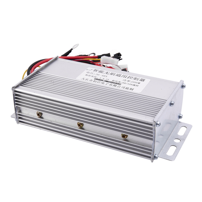 HOT-36/48V 500W Electric Bike Scooters Ebike Brushless DC Motor Controller LCD/LED